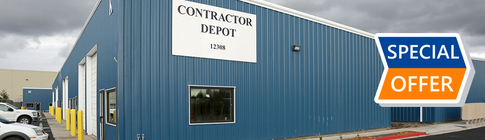 Contractor Depot Phase 1